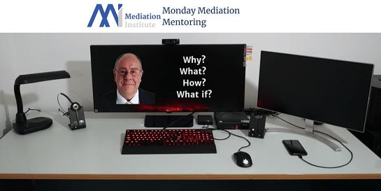 Mi Monday Mediation Mentoring