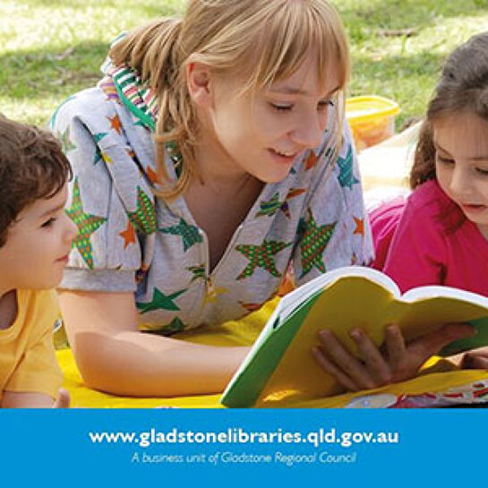 StoryTime in the Park - Gladstone (Thu 15, 29 Oct)
