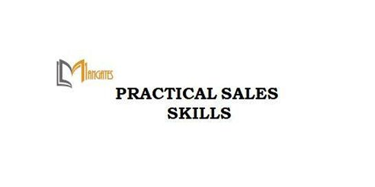 Practical Sales Skills 1 Day Virtual Live Training in Perth