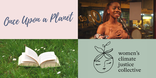 Once Upon a Planet – True Stories of Women, Gender and Climate