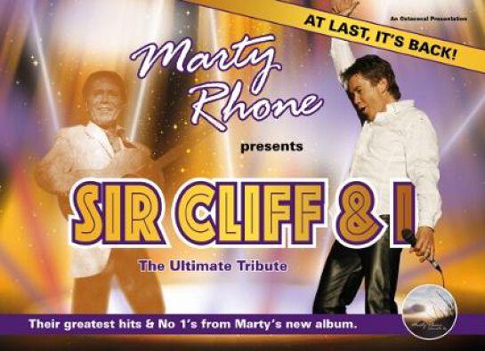 Sir Cliff & I