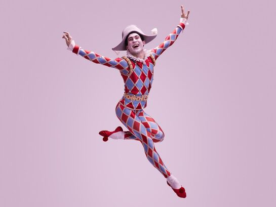 The Australian Ballet presents Harlequinade (Syd)