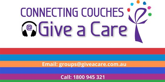 Connecting Couches @ Give a Care - Yoga with Lorraine