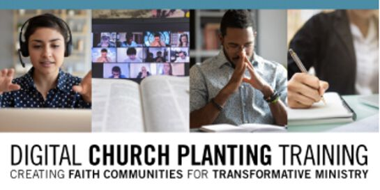 Digital Church Planting - (Down)UnderParty (Full Series)