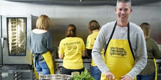 Cooking for a Cause 14-38 pax Sydney