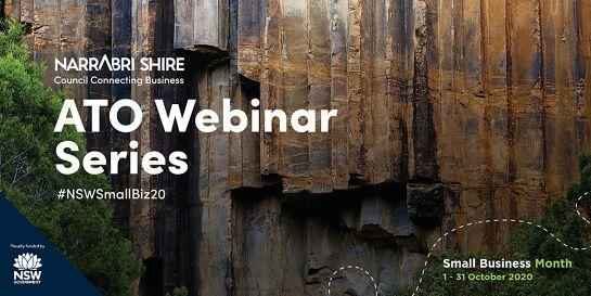 Narrabri Shire: ATO Webinar Series