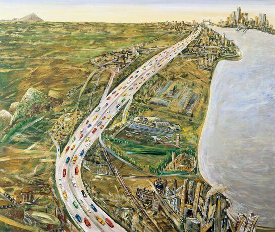 Scenic Victoria—Land, sea, city