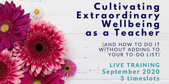Cultivate Extraordinary Wellbeing (Without Adding To Your To-Do List!)