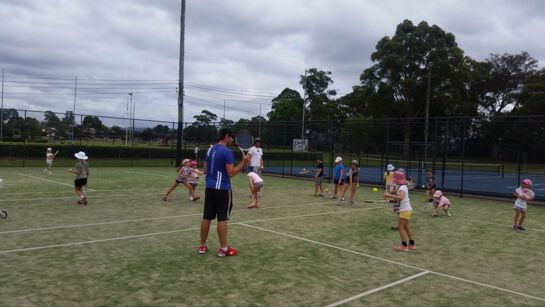 Moruya Country Market Seniors Tennis Tournament