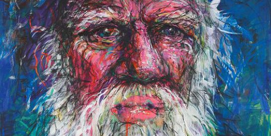 Archibald Sunset Session: Craig Ruddy and Bruce Pascoe