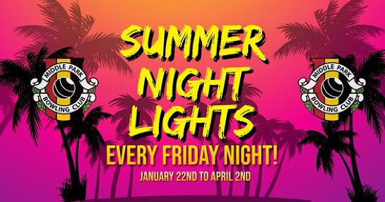 Summer Night Lights!