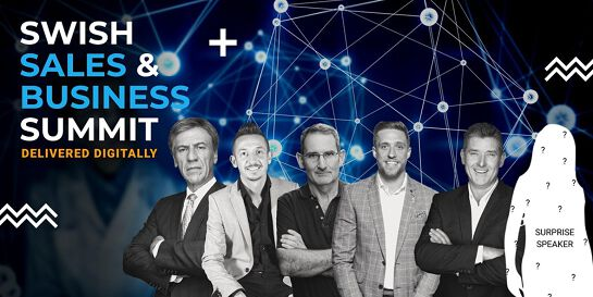 SWISH Sales & Business Summit   Digital