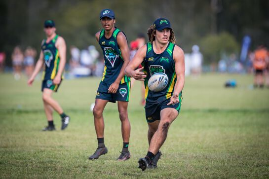 NSW Touch Junior State Cup Southern Conference