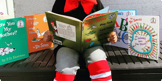 Outdoor Storytime - Corrimal Library