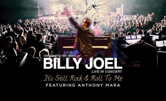 It's Still Rock And Roll To Me - Celebrating BILLY JOEL // Live at the Ark