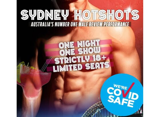 Sydney Hotshots at the Steelers