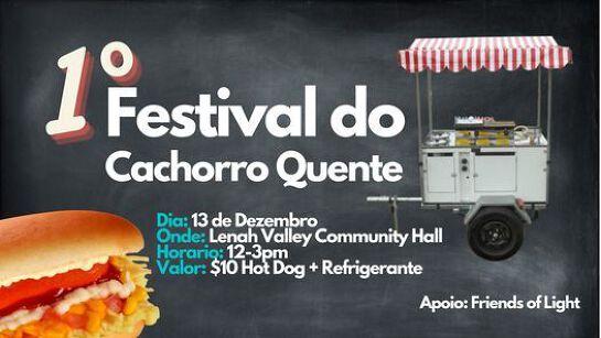 Primeiro Festival de Cachorro Quente de Hobart