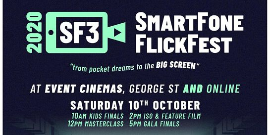 SmartFone Flick Fest - SF3 ISO and Feature 2020