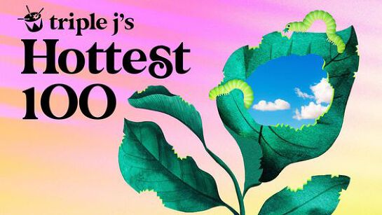 Triple J's 'Hottest 100' at The Espy