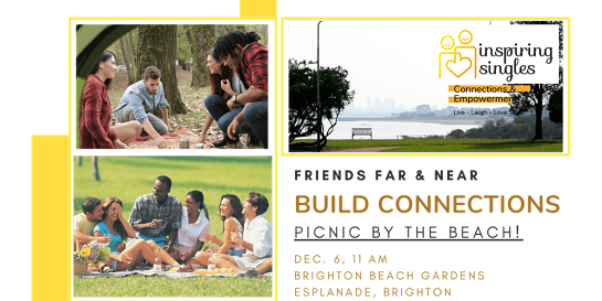 Build Connections: Picnic By The Beach (Charity Event)