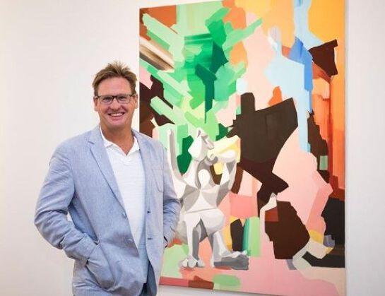 From the Artist Talk: Stefan Dunlop