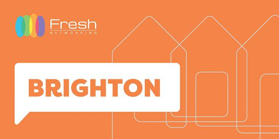 Fresh Networking Brighton - Online Guest Registration