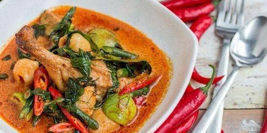 Thai Cooking Class - Spring Menu