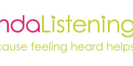 Be heard at a KindaListening Experience - structured safe space sharing
