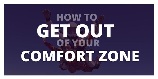 100 lunches + Getting out of your comfort zone Workshop
