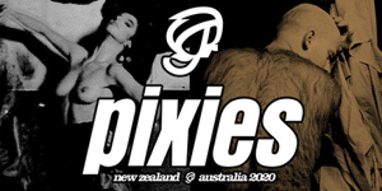 CANCELLED - Pixies