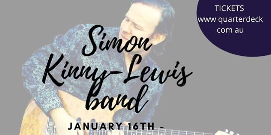 Simon Kinny-Lewis Goes South