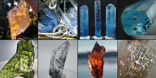 Crystallography Gem + Mineral Market / LIFE:FORMS Festival Bellevue