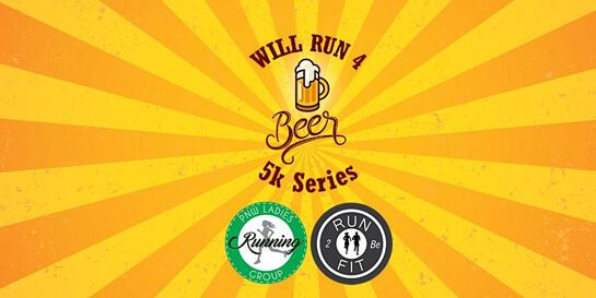 Will Run for Beer 5k, June 2021