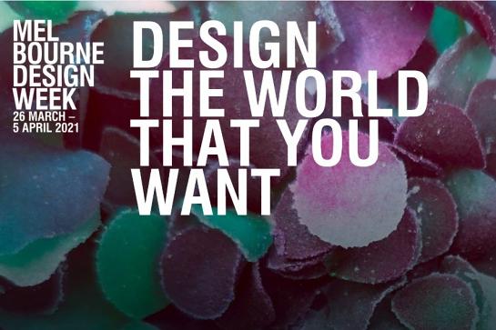 Melbourne Design Week 2021