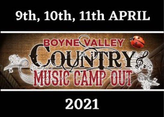 Boyne Valley Country Music Campout