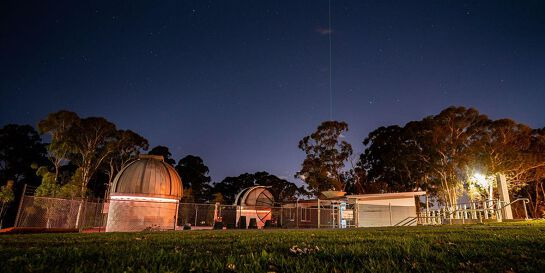 Night Sky Discovery Sessions 2020 - Macquarie Astronomical Observatory