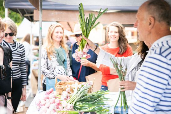 'Behind the Scenes' Market Tour - 8.30am ADULTS ONLY