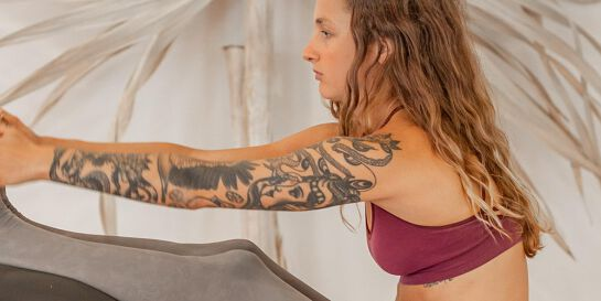 Restorative Yoga Series with Ines - Part Two