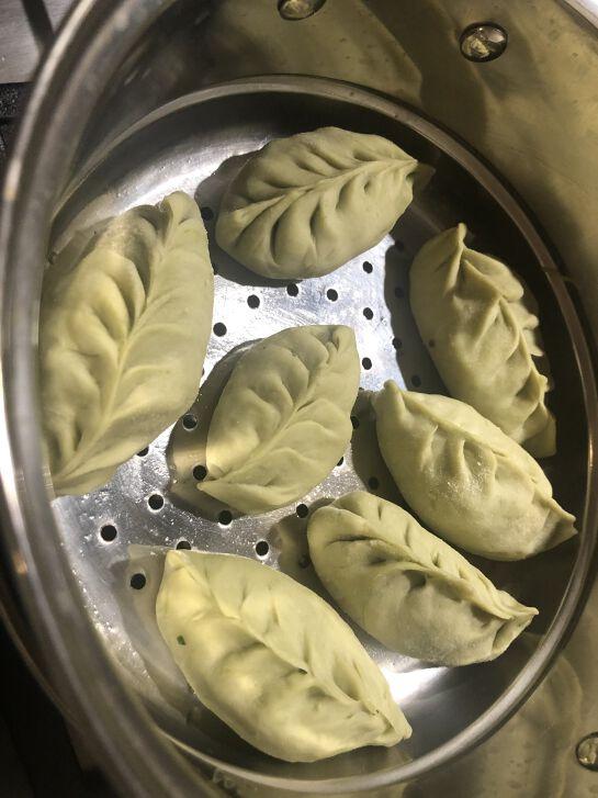 Matcha Vegan Dumpling Cooking Class
