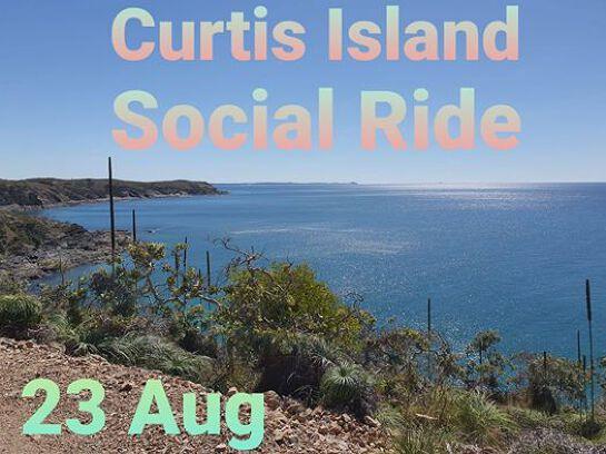 Curtis Island Social Ride