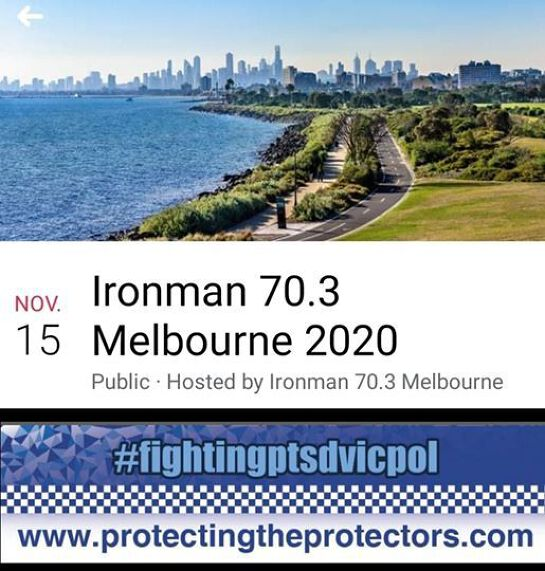 Ironman Melbourne 70.3 Triathlon Event