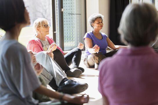 Heartfullness Meditation Class @ Max Webber Library