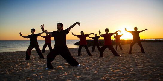 Tai Chi and Qigong for Beginners in Albert Park