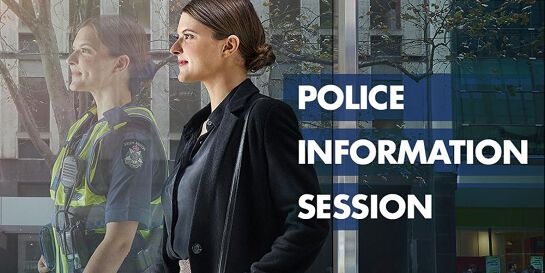 Police Information Session Webinar