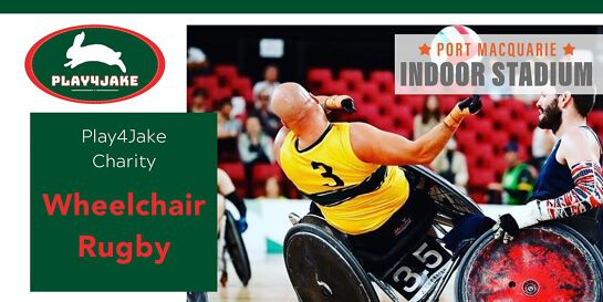 Play4Jake Charity Wheelchair Rugby