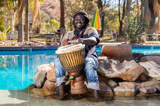 West African Drumming & Dance Workshop I Desert Festival 2020