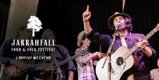 Jarrahfall Food and Folk Festival
