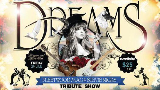 Dreams - Fleetwood Mac & Stevie Nicks Show at Diggers and Sports