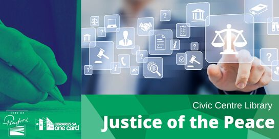 Justice of the Peace Times (Civic Centre Library)
