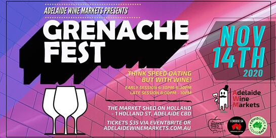 GRENACHE FEST